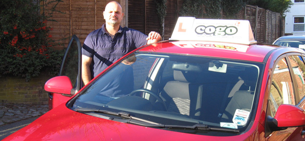 Pass your driving test in St Albans, Harpenden, Stevenage, Welwyn Garden City and Hitchin